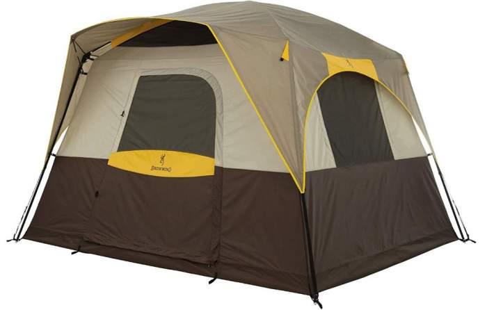 Tienda Browning Camping Big Horn para 5 personas.
